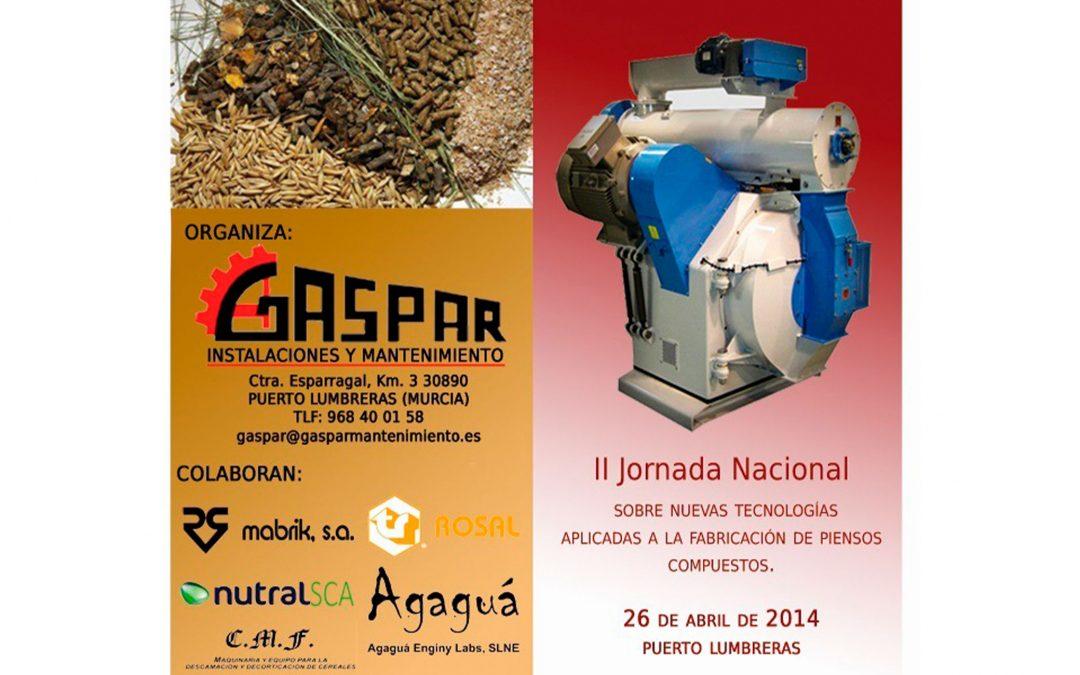 II Jornada Nacional sobre fabricación de piensos compuestos
